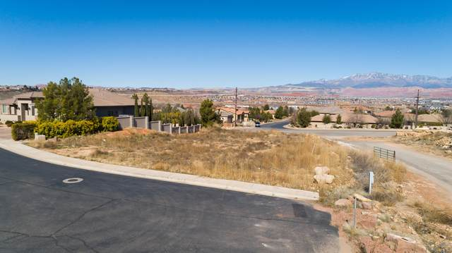 2569 E 1480 S, St George, UT 84790 (MLS #20-211478) :: Diamond Group
