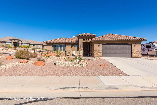 1971 E Colorado Dr, St George, UT 84770 (MLS #20-211488) :: Selldixie
