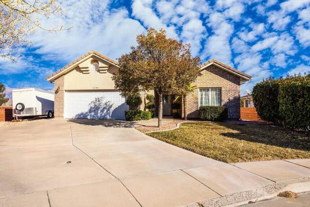 2290 W 155, Hurricane, UT 84737 (MLS #20-211519) :: Remax First Realty