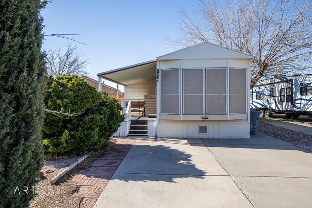 4400 W State #165A, Hurricane, UT 84737 (MLS #20-211524) :: Diamond Group