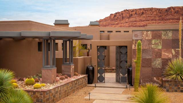 2516 N Anasazi Trail, St George, UT 84770 (MLS #20-211525) :: Diamond Group