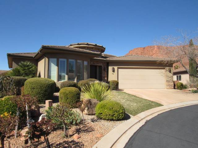 140 N Tuacahn Dr #29, Ivins, UT 84738 (MLS #20-211526) :: Diamond Group