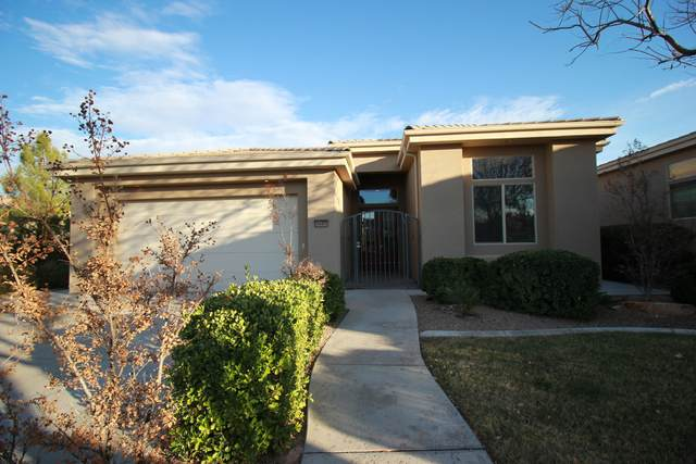 2127 W Azzurro Drive, St George, UT 84770 (MLS #20-211537) :: The Real Estate Collective