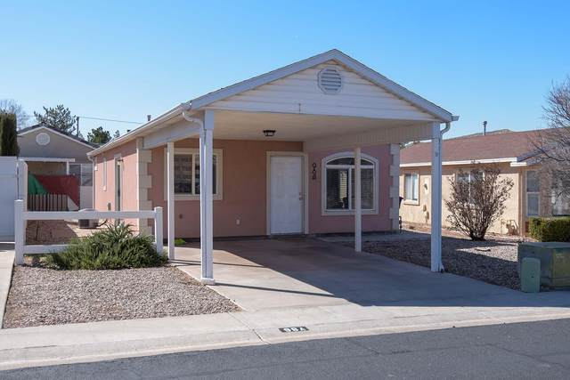 4400 W State #98A, Hurricane, UT 84737 (MLS #20-211560) :: Remax First Realty