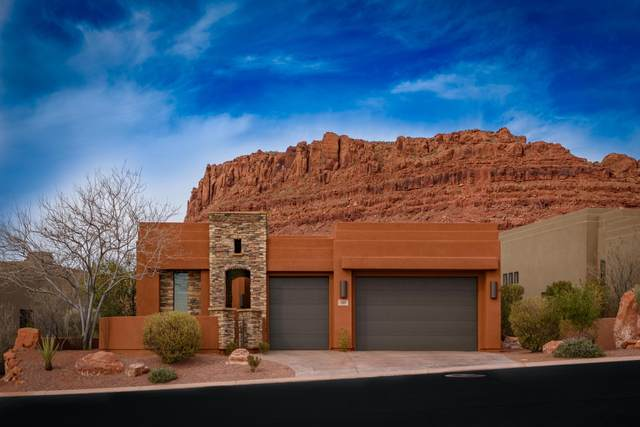2139 W Cougar Rock Cir #189, St George, UT 84770 (MLS #20-211579) :: Remax First Realty