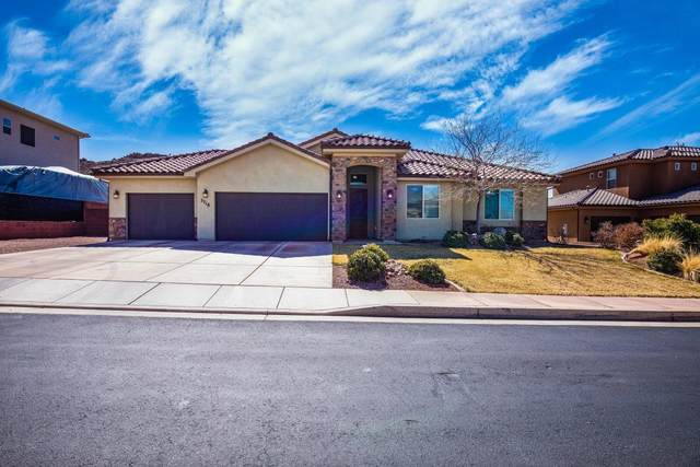 2718 E 3800 S, St George, UT 84790 (MLS #20-211632) :: Remax First Realty