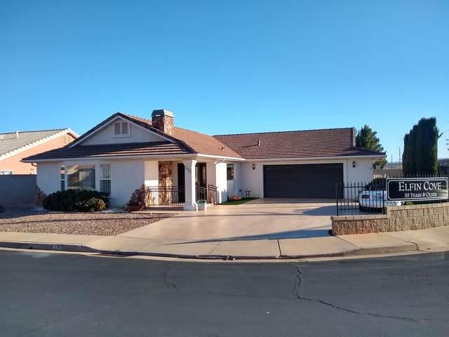 210 E 650 S #9, Ivins, UT 84738 (MLS #20-211636) :: Platinum Real Estate Professionals PLLC
