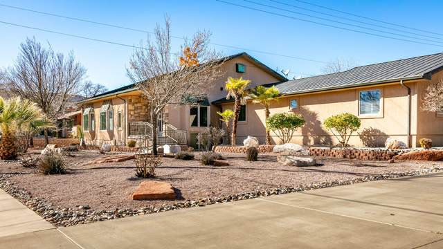 143 E 200 S, St George, UT 84770 (MLS #20-211650) :: Remax First Realty