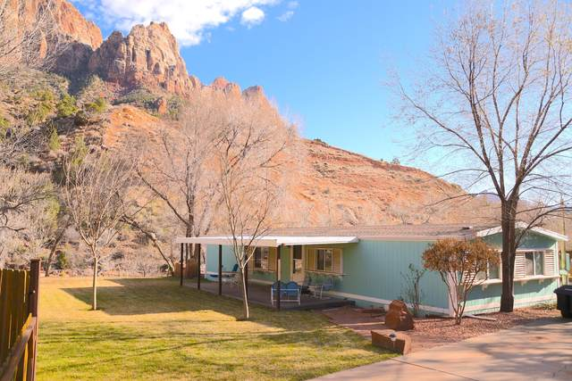 114 E Zion Shadows, Springdale, UT 84767 (MLS #20-211664) :: Remax First Realty