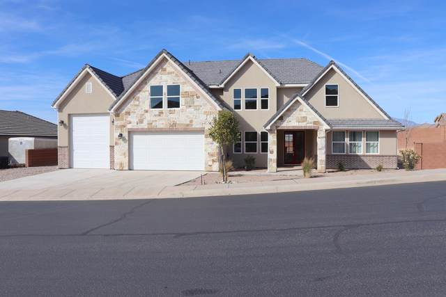 2823 Auburn Dr, St George, UT 84790 (MLS #20-211680) :: Remax First Realty