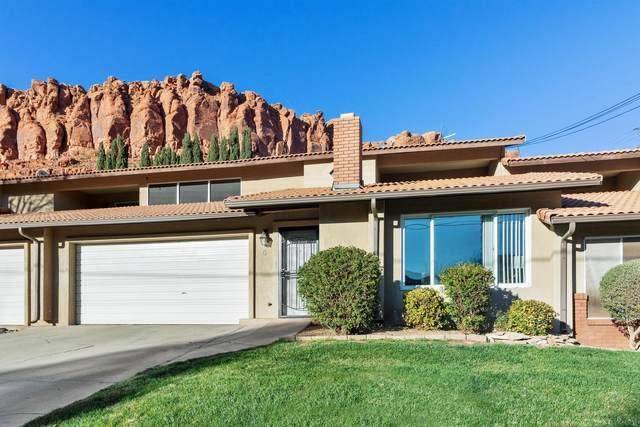 550 W Diagonal St #4, St George, UT 84770 (MLS #20-211681) :: Platinum Real Estate Professionals PLLC