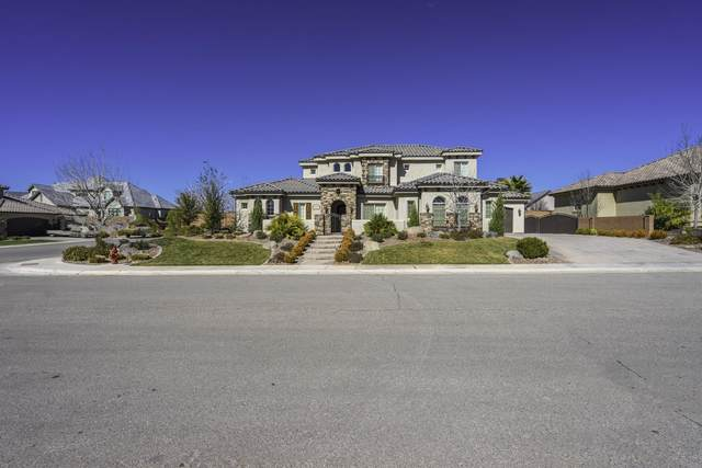 2451 E Lagrasse Dr, St George, UT 84790 (MLS #20-211725) :: Remax First Realty