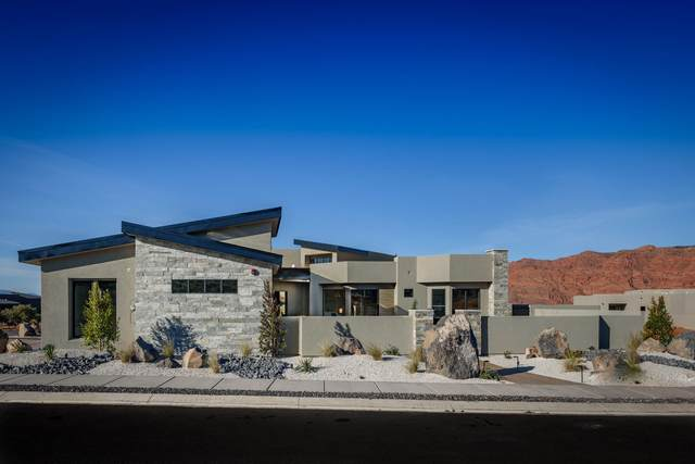 4577 N Petroglyph Drive, St George, UT 84770 (MLS #20-211735) :: Remax First Realty