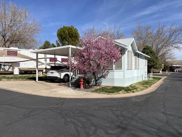180 N 1100 E #74, Washington, UT 84780 (MLS #20-211784) :: The Real Estate Collective