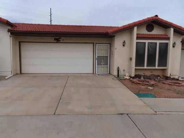 1331 N Dixie Downs #13, St George, UT 84770 (MLS #20-211786) :: Platinum Real Estate Professionals PLLC