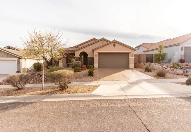 2678 E Clear Point Dr, Washington, UT 84780 (MLS #20-211787) :: The Real Estate Collective