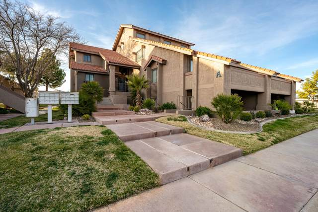 860 S Village Rd A-5, St George, UT 84770 (MLS #20-211795) :: Diamond Group