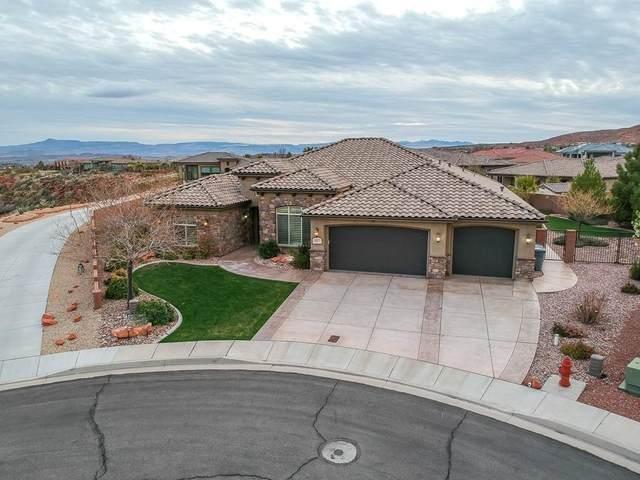 1607 N 590 W, Washington, UT 84780 (MLS #20-211805) :: The Real Estate Collective