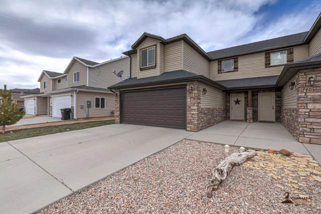 1772 W Aaron Tippets Rd, Cedar City, UT 84721 (MLS #20-211807) :: The Real Estate Collective