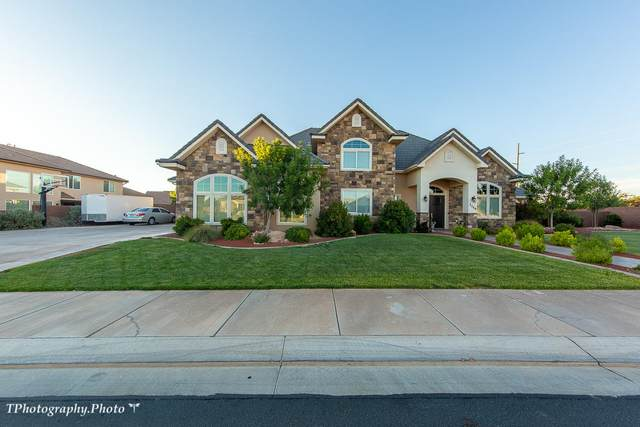 2549 Lincoln Ln, St George, UT 84790 (MLS #20-211828) :: Platinum Real Estate Professionals PLLC