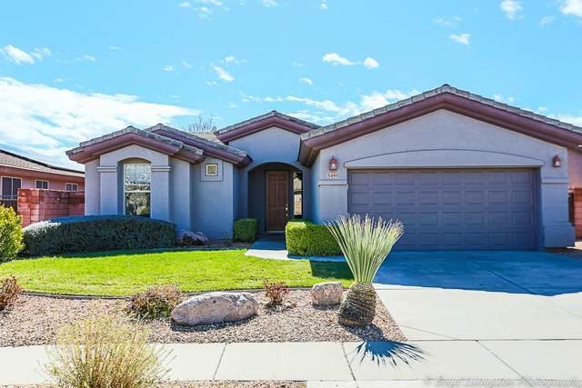 3490 E Hidden Springs Dr, Washington, UT 84780 (MLS #20-211834) :: The Real Estate Collective