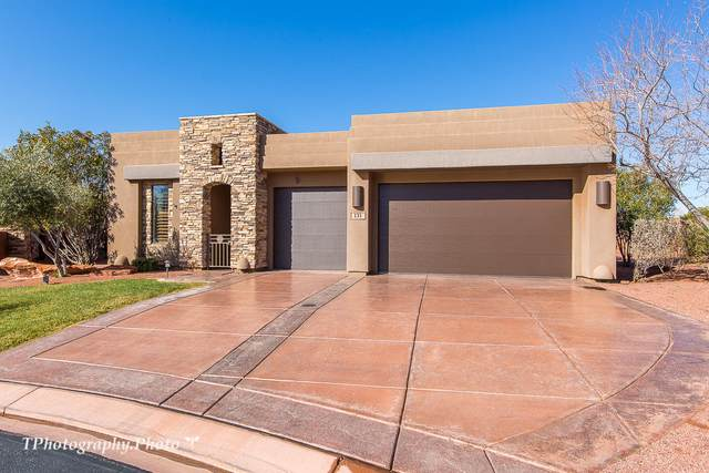 2139 W Cougar Rock #131, St George, UT 84770 (MLS #20-211839) :: Remax First Realty