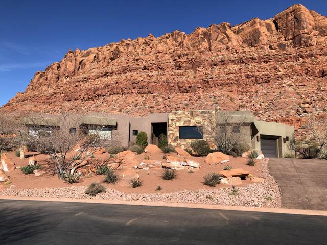 2178 W Entrada Trail, St George, UT 84770 (MLS #20-211840) :: Remax First Realty
