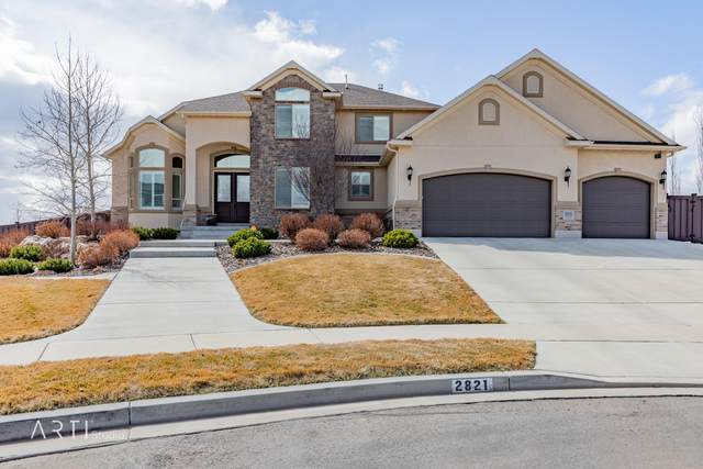 2821 N 50 W, Lehi, UT 84043 (MLS #20-211948) :: The Real Estate Collective