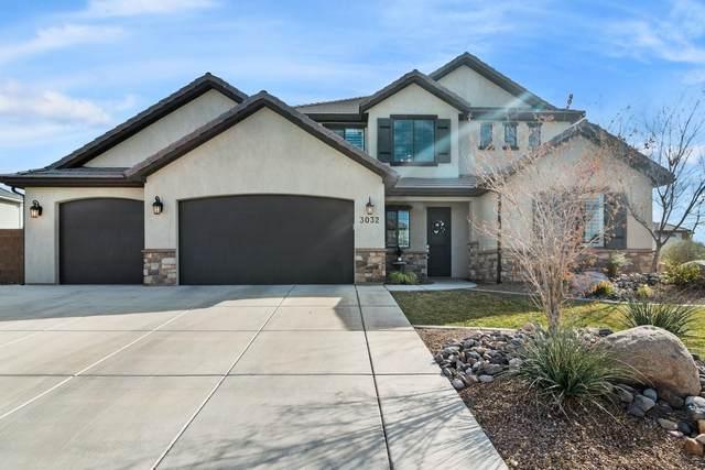 3032 E 3150 S, St George, UT 84790 (MLS #20-211964) :: Platinum Real Estate Professionals PLLC
