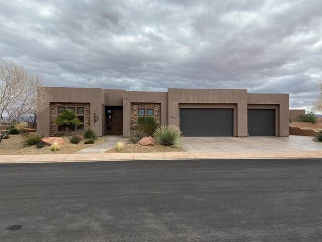 3203 S Red Sands Way, Hurricane, UT 84737 (MLS #20-211966) :: The Real Estate Collective