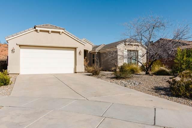 2563 E Spring Canyon Dr, Washington, UT 84780 (MLS #20-211967) :: The Real Estate Collective