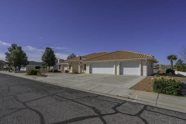 1876 S Point Dr, St George, UT 84790 (MLS #20-211976) :: Remax First Realty