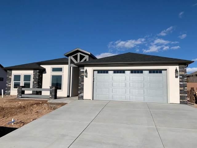 3590 W Foundation Trail Lot #4, Cedar City, UT 84720 (MLS #20-211981) :: The Real Estate Collective