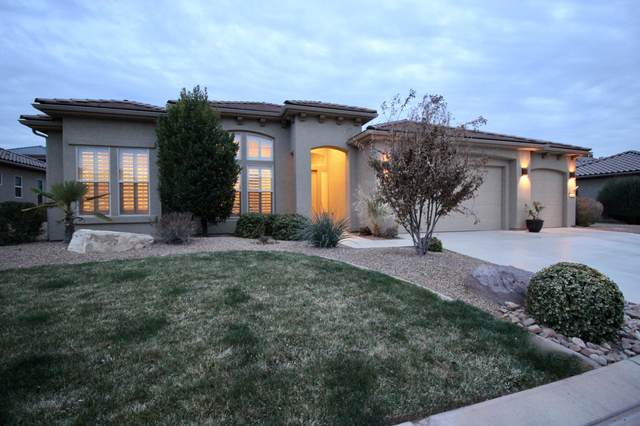 2069 W Ancestor Point Circle, St George, UT 84790 (MLS #20-211992) :: Remax First Realty