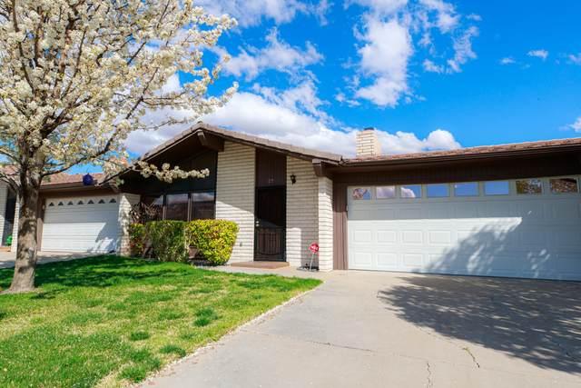 55 E 700 St S #27, St George, UT 84770 (MLS #20-211993) :: Platinum Real Estate Professionals PLLC