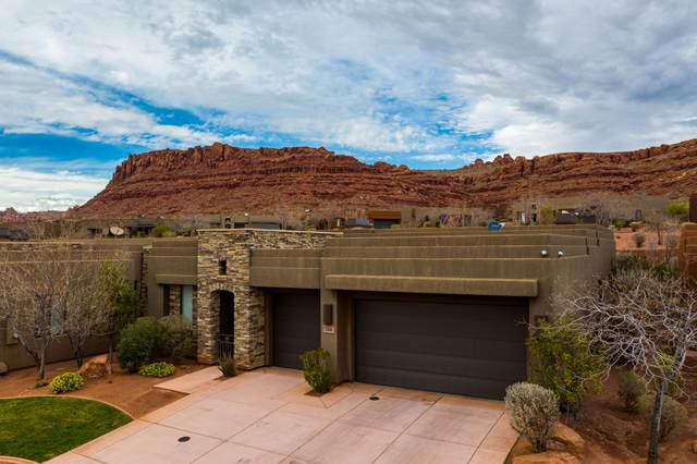 2139 W Cougar Rock Cir #144, St George, UT 84770 (MLS #20-212003) :: Remax First Realty
