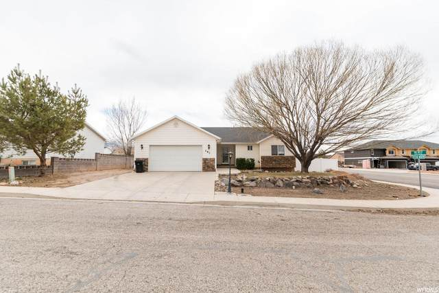 361 W 1550 N, Cedar City, UT 84721 (MLS #20-212004) :: St George Team