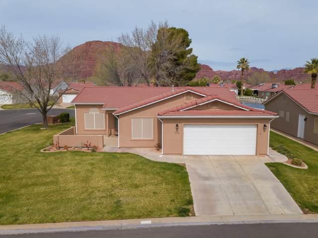 535 Dominguez Dr, Ivins, UT 84738 (MLS #20-212006) :: Platinum Real Estate Professionals PLLC