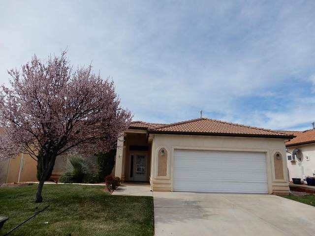 10 N Valley View Dr #6, St George, UT 84770 (MLS #20-212015) :: Remax First Realty