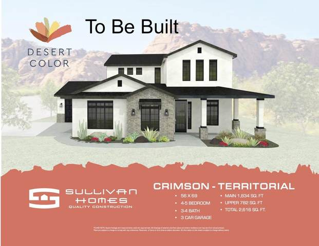 LOT 32 Sunset Rock, St George, UT 84790 (MLS #20-212022) :: Remax First Realty