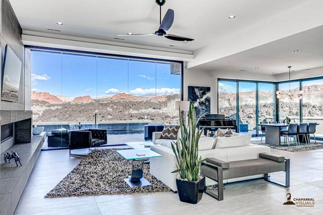 2552 N Kiva Trail, St George, UT 84770 (MLS #20-212028) :: The Real Estate Collective