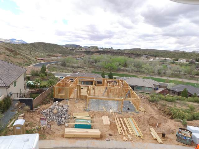 1260 S Rainbow Bridge St Lot 25, Toquerville, UT 84774 (MLS #20-212063) :: The Real Estate Collective