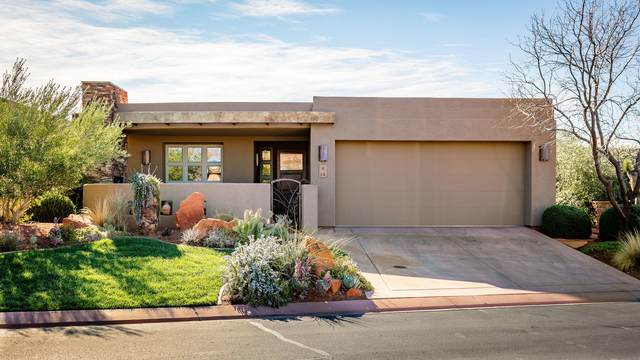 2255 N Tuweap Dr #14, St George, UT 84770 (MLS #20-212070) :: The Real Estate Collective