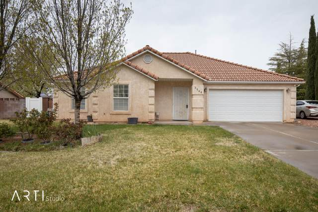 2540 W 150 S, Hurricane, UT 84737 (MLS #20-212098) :: Remax First Realty