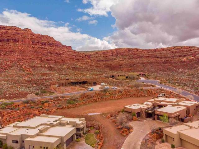 2331 W Entrada Trail Lot #102, St George, UT 84770 (MLS #20-212105) :: Remax First Realty