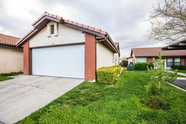 240 W 200 S #20, St George, UT 84770 (MLS #20-212118) :: Remax First Realty