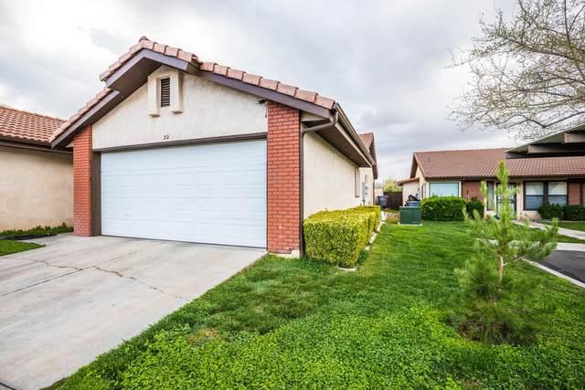 240 W 200 S #20, St George, UT 84770 (MLS #20-212118) :: Platinum Real Estate Professionals PLLC
