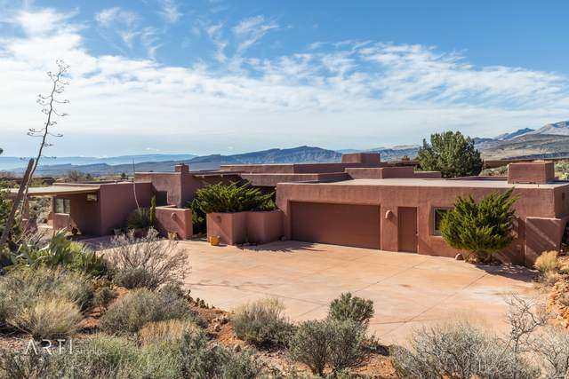 1003 Crows Wing Way, Ivins, UT 84738 (MLS #20-212131) :: Remax First Realty