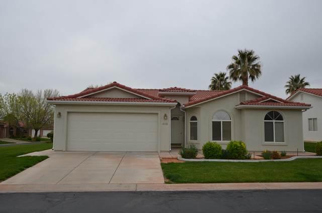 466 Dominguez Dr, Ivins, UT 84738 (MLS #20-212167) :: Platinum Real Estate Professionals PLLC