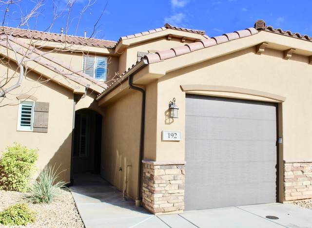 325 N Red Stone #192, Washington, UT 84780 (MLS #20-212190) :: The Real Estate Collective
